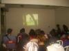 Publico assistindo ao Filme Panteras Negras