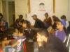 Publico assistindo palestra sobre o filme