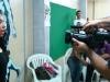 """Aula do Curso de Videoclipe para You Tube (sob a orientação do fotógrafo Clayton Leite, exercício de refilmagem do Videoclipe \""""Fracasso\"""" da cantora Pitty)"""