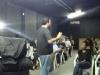 Aula do Curso de Blognovela (sob a orientação do fotógrafo Clayton Leite)