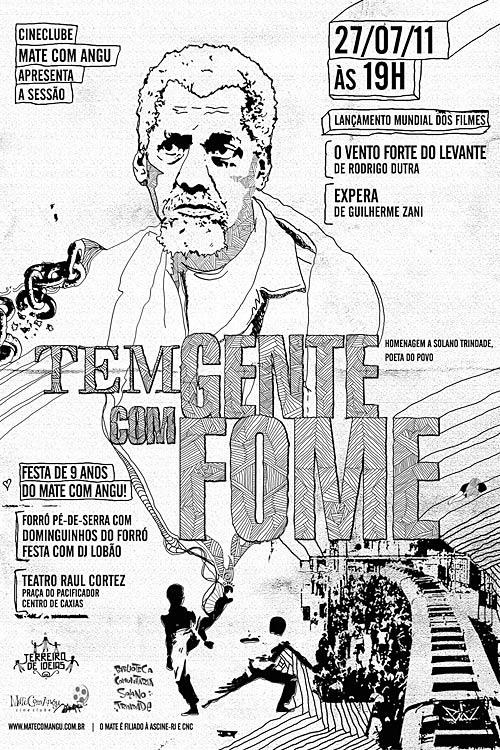 Cineclube Mate com Angu