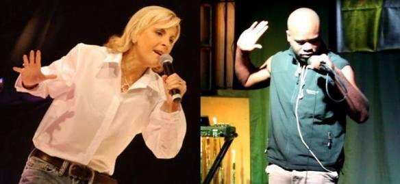 Honorio Thater & Ludmila Ferber - rap Angola