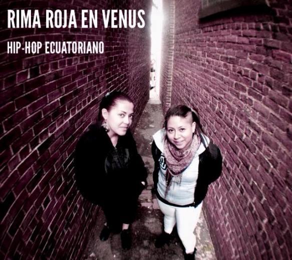 Rima Roja En Venus - Rap Equatoriano
