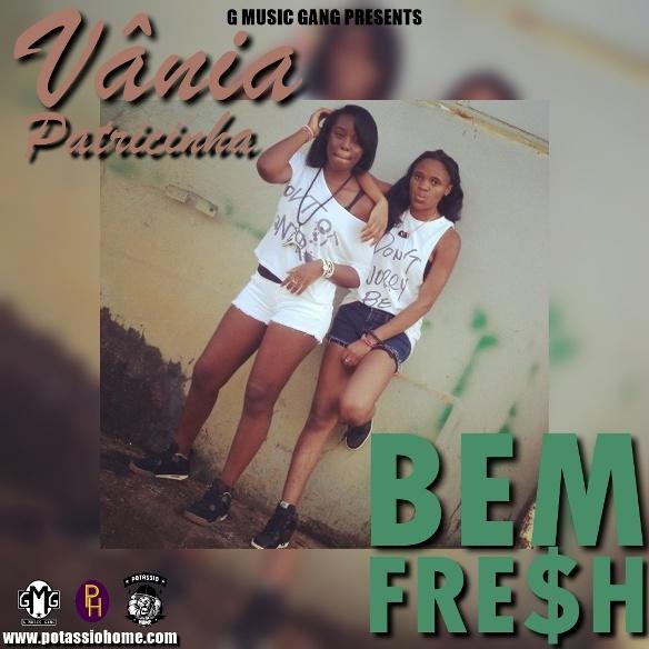 Vânia Patricinha - Bem Fresh (COVER)