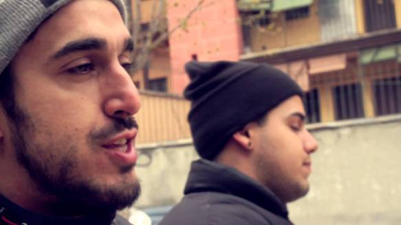 Hams Khadir y Soloh Mateo