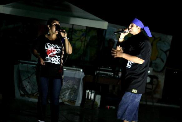 Luanko Minuto Soler - rap Chile