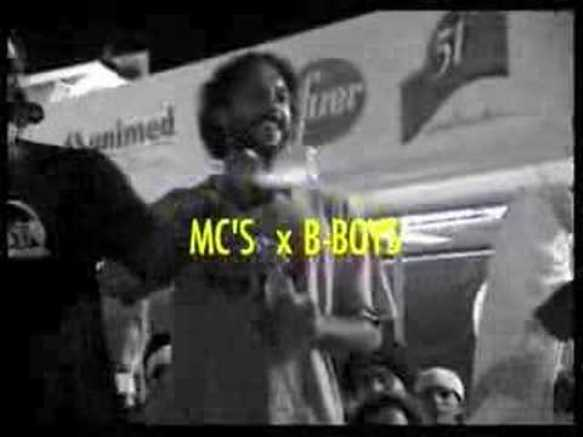Sou Rocinha Hip Hop - documentário