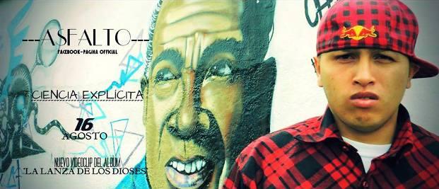 Asfalto - Rap Colombia