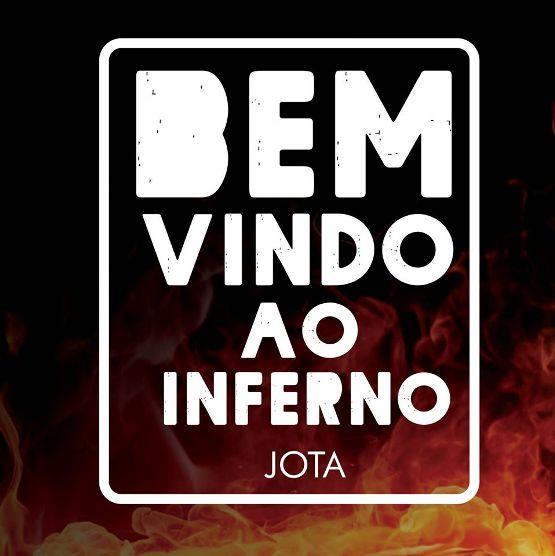 """Bem Vindos Ao Inferno Elenco: Rapper Carioca JOTA Apresenta EP """"Bem Vindo Ao Inferno"""