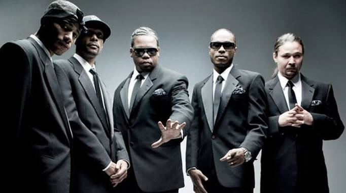 Show do grupo americano Bone Thugs N  Harmony em SP - Polifonia ... 2e903cf0c57