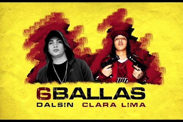 Dalsin e Clara Lima