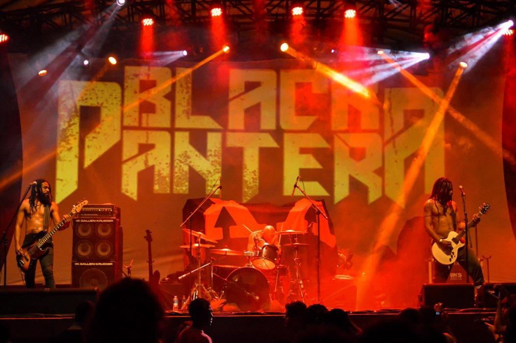 Black Pantera - Créditos: Ramon Vellasco